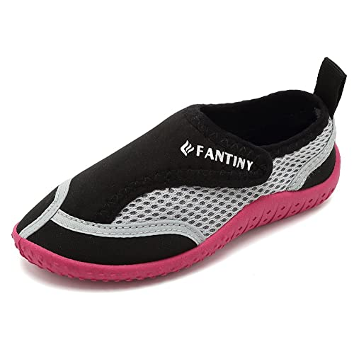 745f661f08b0 Image Unavailable. Image not available for. Color  CIOR Fantiny Boy   Girls   Water Aqua Shoes Swimming ...