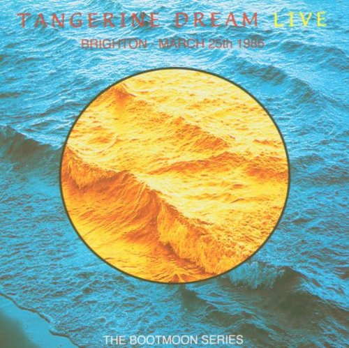 Brighton 1986, Tangerine Dream Live by Boot Moon UK