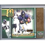 6c2095367af PRIEST HOLMES 1999 Pacific Omega #18 Gold Parallel Card #224 of only 299  Made.