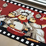 MAXYOYO 2 Pieces Fat Chefs Kitchen Floor Mats