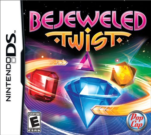 Bejeweled Twist - Nintendo DS (Popcap Games Ds)