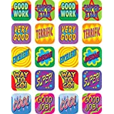 Teacher Created Resources Good Work Stickers (1990)