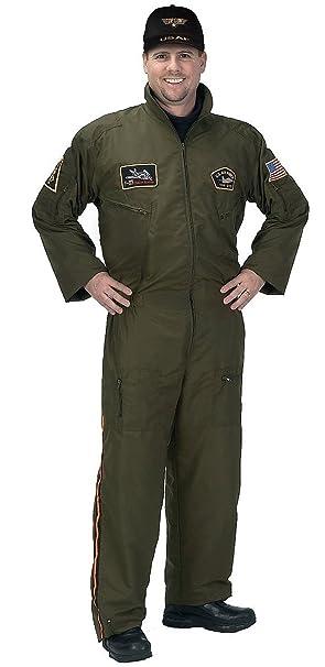 Amazon.com: Disfraz de adulto de para hombre Air Force ...