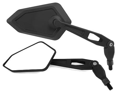 Specchio retrovisore laterale Universale per montaggio a destra o sinistra Sport