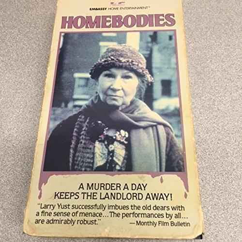 - Homebodies [VHS]