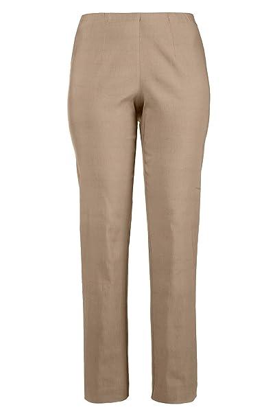 neueste Art von Wählen Sie für neueste Kundschaft zuerst Ulla Popken Klassische Bengalin Hose-Pantalones Mujer pardo ...