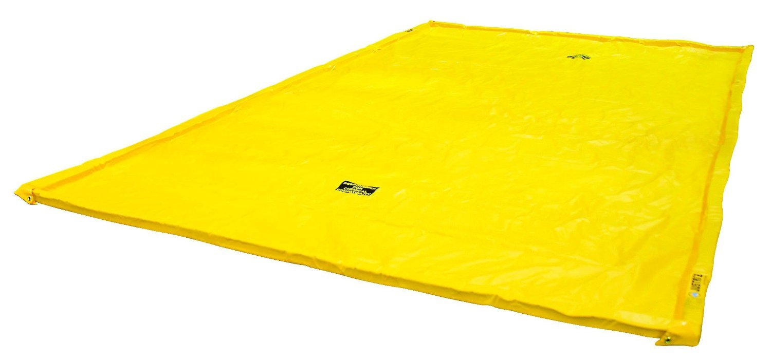Justrite 28426 Maintanence Spill Pad, 10' Width x 18' Length x 2'' Height by Justrite (Image #1)