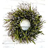 Rustic Twig Wreath, Fall Wreath, Winter Winter Wreath, Bay Leaf Wreath, Rustic Farmhouse Wreath, Christmas Wreath, Holiday Home Decor, Year Round Wreath, Door Wreath, Rustic Decor, Housewarming Gift