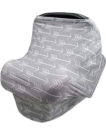 Healifty Fular portabebés cubierta de enfermería para la lactancia privacidad manta para lactancia cubierta cochecito