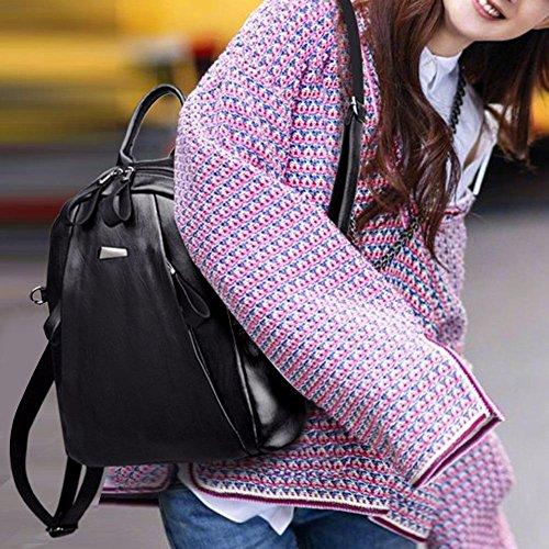 Mochilas Bolso la Widewing mujeres de universidad Mujer mochila de de la Bolso moda Casual adolescente hombro de Travistar Bolsos PU la las la de de de la qrXZwEX