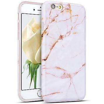 coque iphone 6 plus marbre silicone