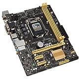 ASUS H81M-A MicroATX DDR3 1333 LGA 1150 Motherboards