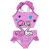 Kid Girls' One-Piece Swimsuit Condole Belt Cute