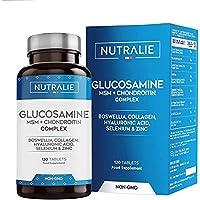 Glucosamine met Chondroïtine, MSM en Collageen   Behoud van Normale Botten met Glucosamine, Chondroïtine, MSM, Collageen…