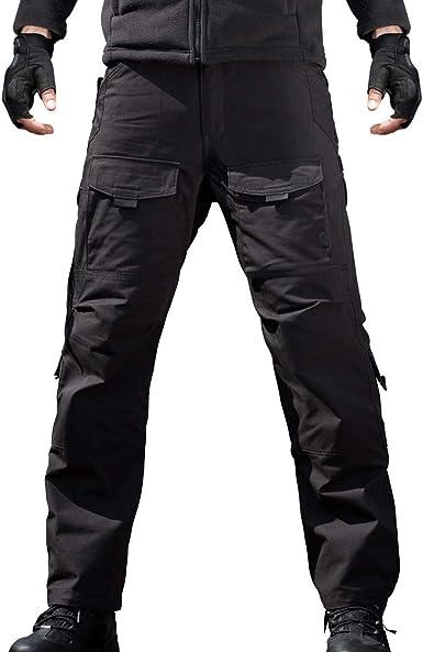 Amazon Com Free Soldier Pantalones Tacticos Tipo Cargo Para Hombre Para Uso En Exteriores Clothing