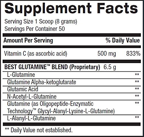 Best Glutamine Essential Amino Acid For Intense Training