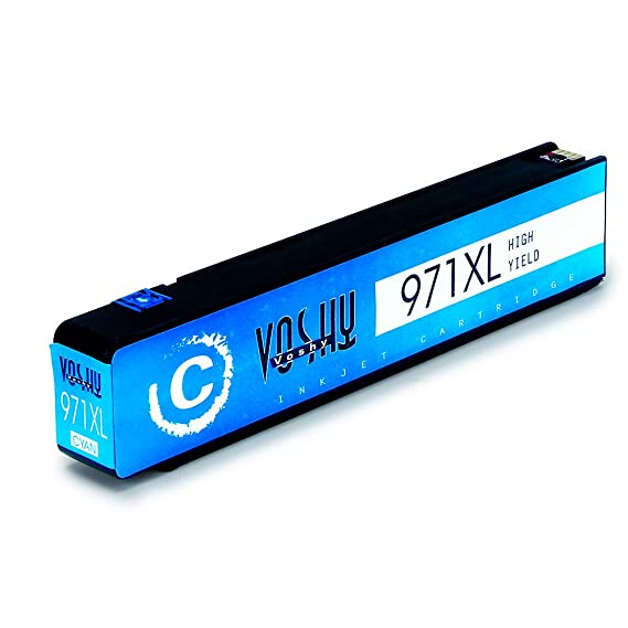 Amazon Voshy 970XL 971XL Compatible Ink Cartridges High Yield Replacement For HP 970 971 Work With Officejet Pro X476dw X576dw X551dw X451dn