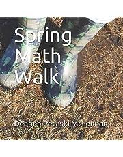 Spring Math Walk