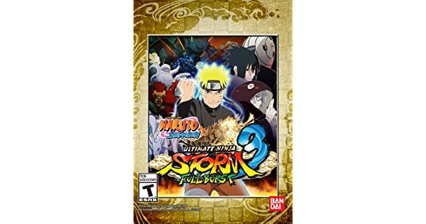 Amazon.com: Naruto Storm 3: Full Burst [Online Game Code ...