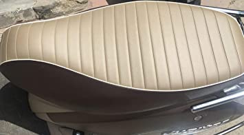 Astounding Saharaseats Tvs Jupiter Classic Type Seat Cover Brown Machost Co Dining Chair Design Ideas Machostcouk