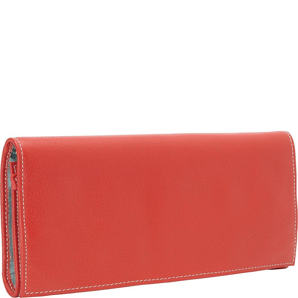 Clava Jewelry Roll/Organizer (Red)