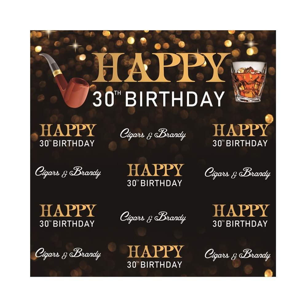 誕生日パーティー 記念日 背景 5x5ft カラー16 B07N1D7HDD