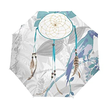 5e6243fbb915 Amazon.com: Dreamcatcher Turquoise Good Meaning Compact Travel ...