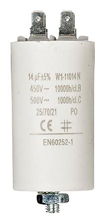 Fixapart W1/ /11040/N Kondensator