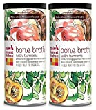 Honest Kitchen The Beef Bone Broth: Natural Human Grade Functional Liquid Treat With Turmeric Spice For Dogs & Cats, 5 Oz (Pack Of 2) For Sale