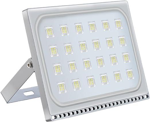 Foco proyector LED 150W para exteriores, resistente al agua IP65 ...