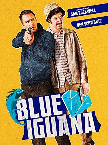 DVD : Blue Iguana