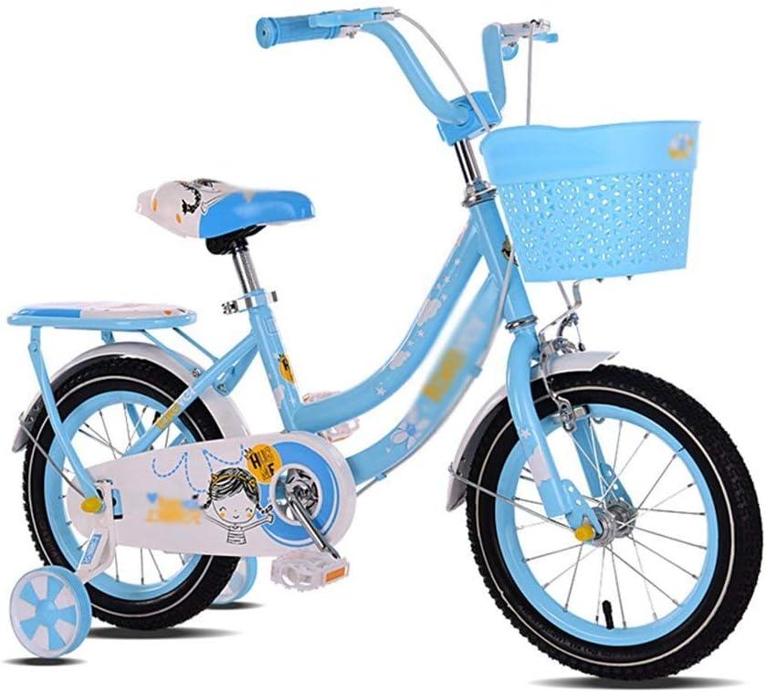 KOSGK Bicicletas NiñOs, NiñAs, Bicicletas, 2-8 AñOs, PortabebéS ...
