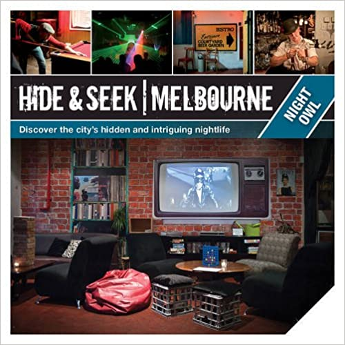 Book Hide & Seek Melbourne: Night Owl
