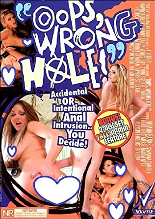 Commit oops wrong hole remarkable, very