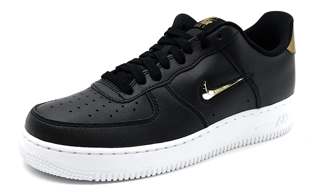 Nike Air Force 1 \'07 Lv8 LTHR, Sneakers Basses Homme