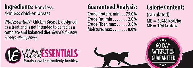 Amazon.com: Vital Essentials – Juego de 3 tratamientos para ...
