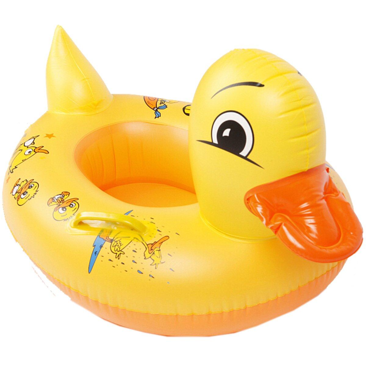 Clerfy Acc Anillo de Natación para Bebé, Barco Flotador de ...