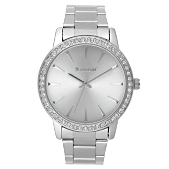 Montre Made Modele Shine With Crystals Metropolitan From Femme Pkn0N8wXO
