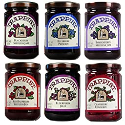 6-Jar Variety Pack: Berry Pack