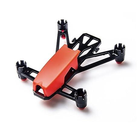 Amazon.com: AKK Q100 Brushed Frame 100mm DIY Micro Mini FPV Brushed ...