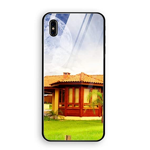 on sale 7ee98 fc325 Amazon.com: Earth Dreamy World Phone Case iPhone X, Luxury Ultr-Thin ...