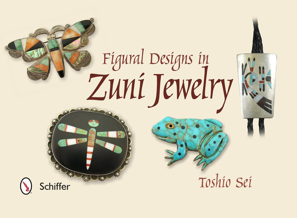 Figural Designs in Zuni Jewelry