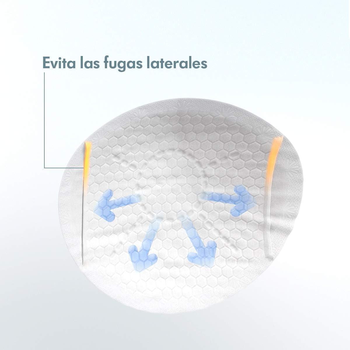 30 uds Discos absorbentes desechables Medela Discos absorbentes desechables Safe /& DryTM Ultra thin 30 unidades