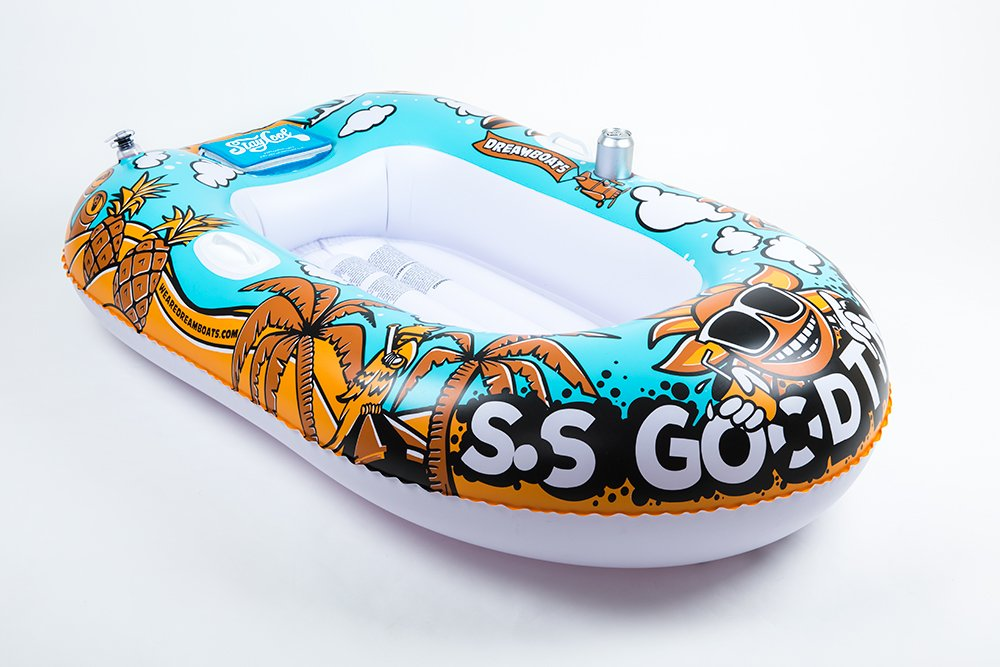 SS GOODTIMES 6 PACK COOLER BOAT DREAMBOATS