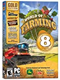 Farm Simulator Wheel Best Deals - World of Farming: Gold Edition - 8 Complete Games in All