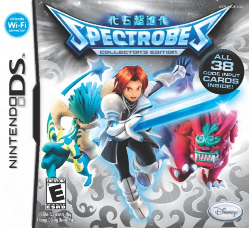 Spectrobes Collector's Edition - Nintendo DS by Disney Interactive Studios