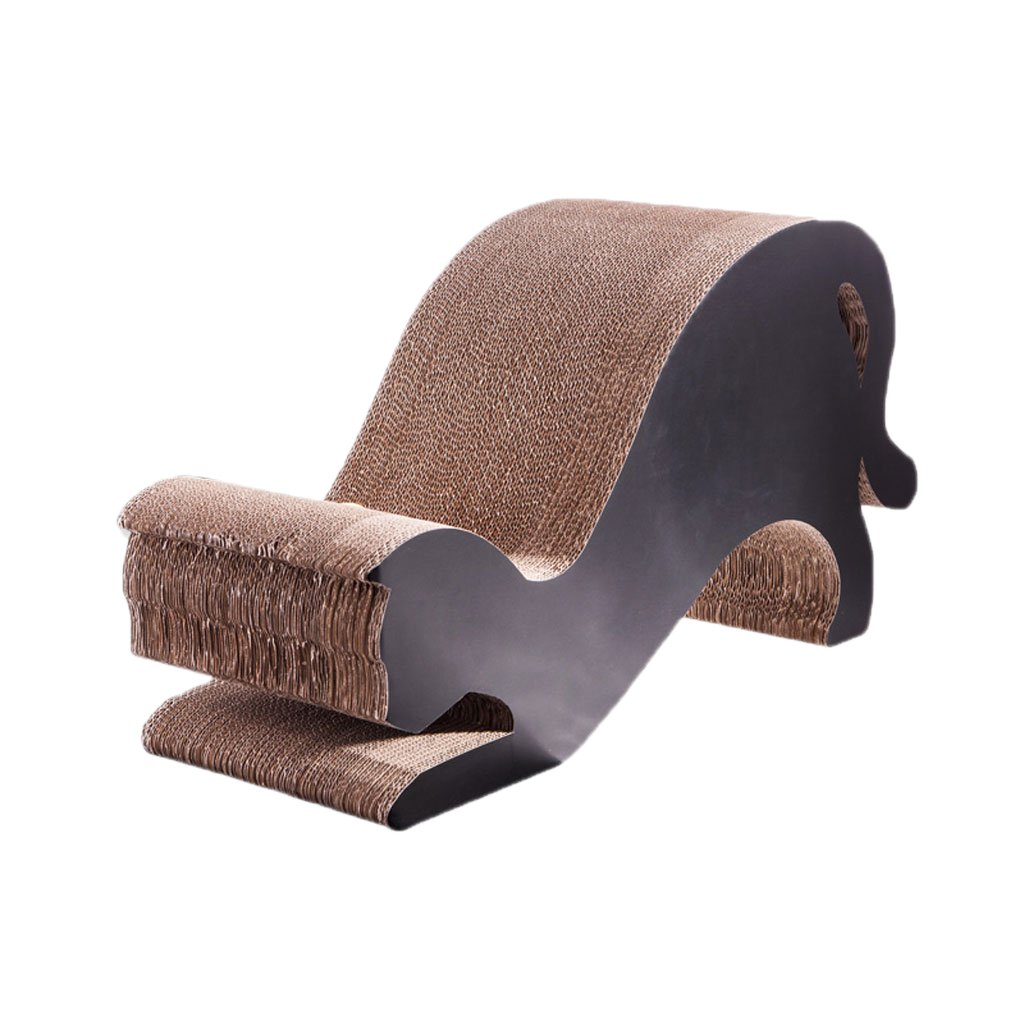 Cat Scratch Board, Cat Toys, Pet Cat Supplies, Cat Toys, Corrugated Paper Cat Claw Plate, Wear Large, Luxury Furnishings