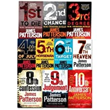 Womens Murder Club Collection By James Patterson 10 Books Set (Books 1 To 10) (Womens Murder Club Collection Books 1 To 10)