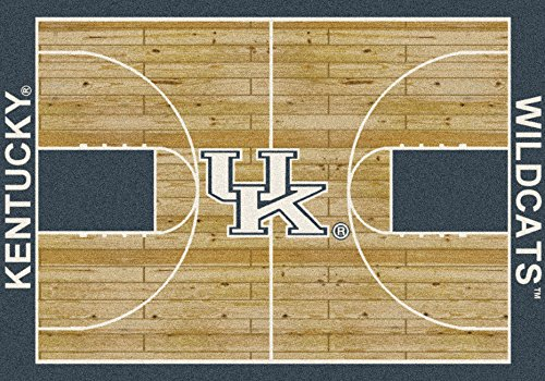 Milliken 4000018471 Kentucky College Home Court Area Rug, 7'8