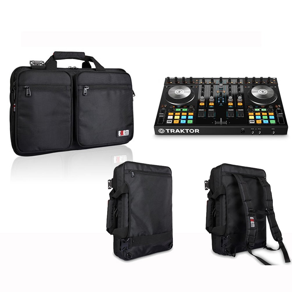 Professional Bubm Protector Bag For Traktor Kontrol S5 / S4 DJ Controller Macbook Travel bag 4334203500